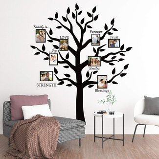 Wall Stickers For Living Rooms Visual Hunt