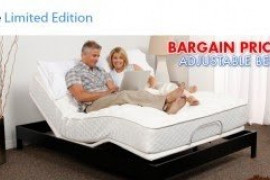 Craftmatic Adjustable Bed