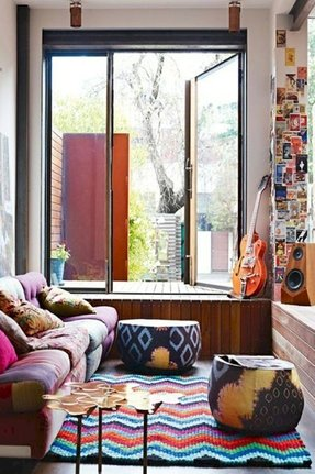 Colorful Rugs for Living Room - Visual Hunt