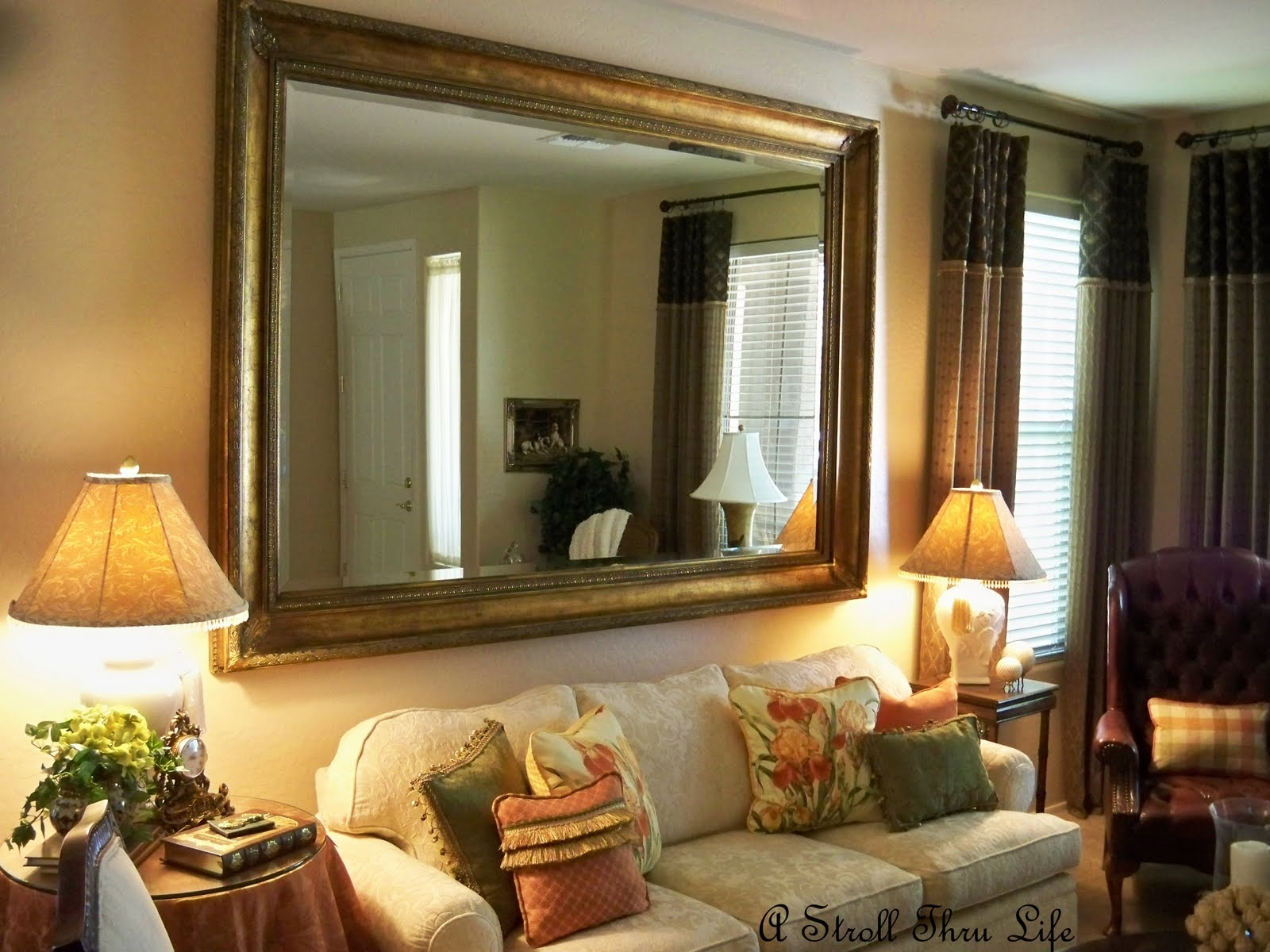 Large Living Room Mirrors You Ll Love In 2021 Visualhunt