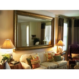 50+ Large Living Room Mirrors You\'ll Love in 2020 - Visual Hunt