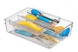 Deep Kitchen Drawer Organizer