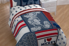 Mickey Mouse Bedding Sets