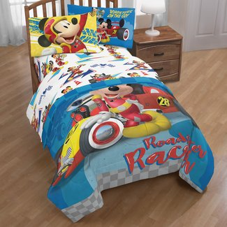 50+ Mickey Mouse Bedding Sets You'll Love in 2020 - Visual ...