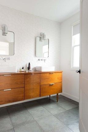 50 Mid Century Modern Bathroom Vanity You Ll Love In 2020