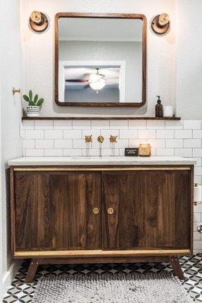 50+ Mid Century Modern Bathroom Vanity You'll Love in 2020