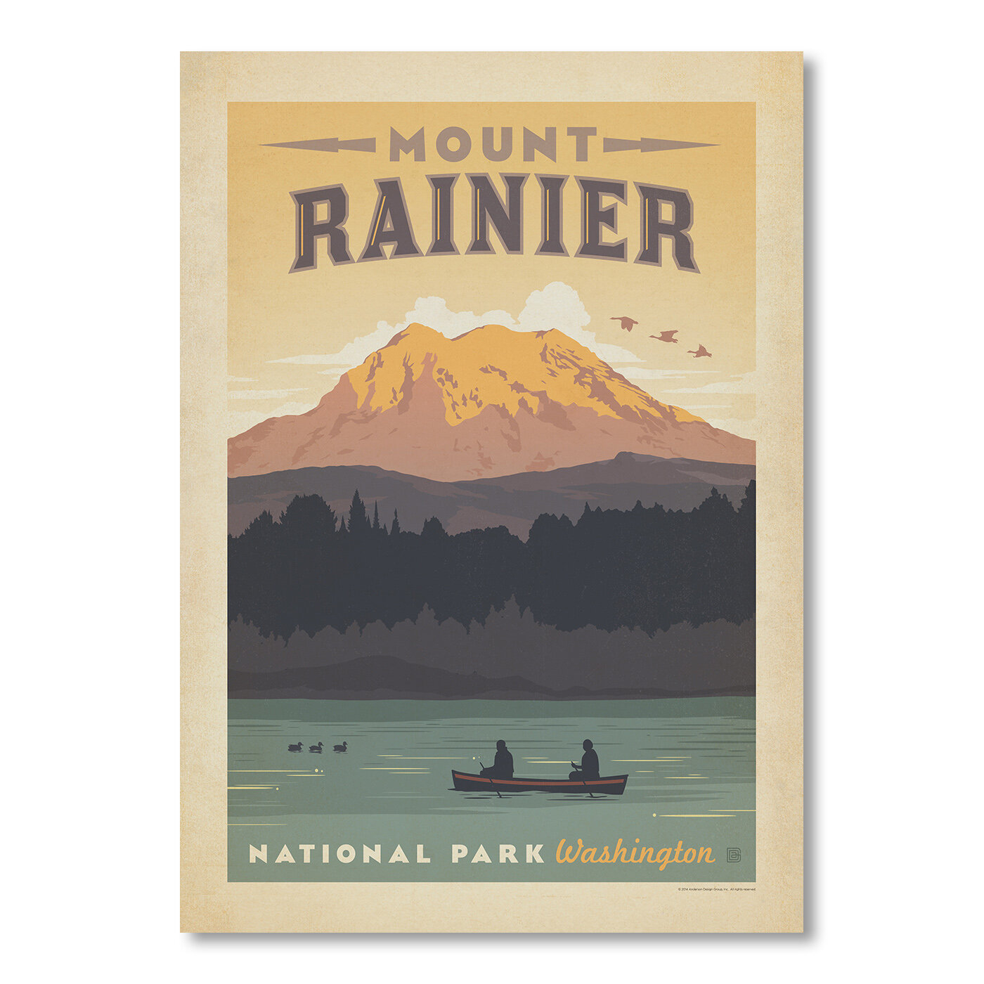 50 Vintage National Park Posters You Ll Love In 2020 Visual Hunt