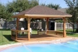 Poolside Cabana For Sale