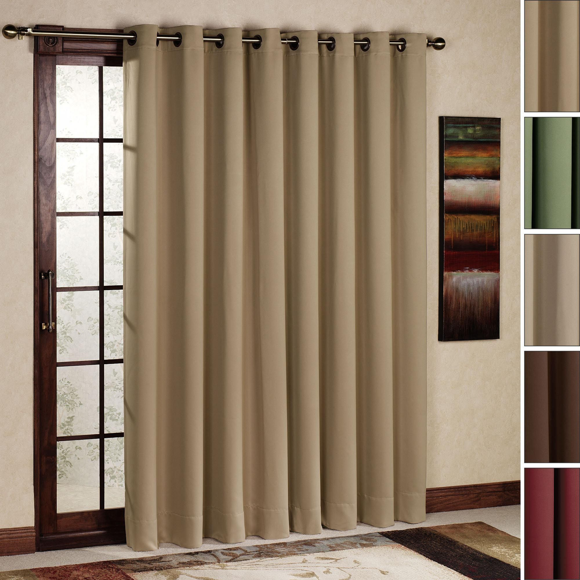 Curtains For Patio Doors You Ll Love In 2021 Visualhunt