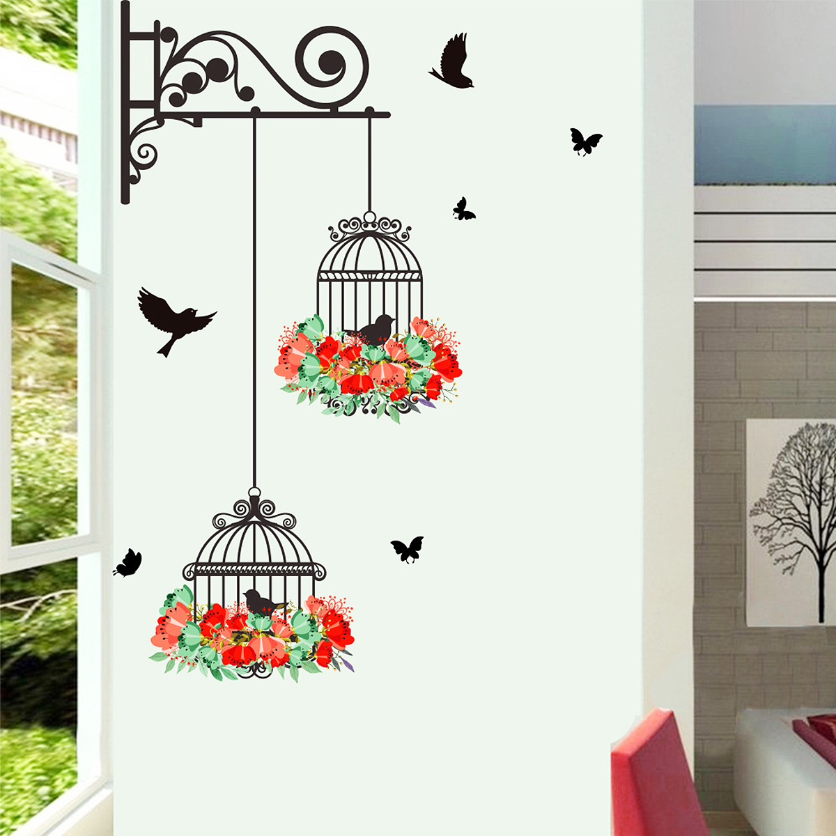 Wall Stickers For Living Rooms You Ll Love In 2021 Visualhunt