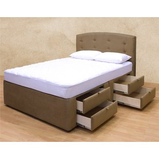 Bed With Drawers Underneath Visual Hunt
