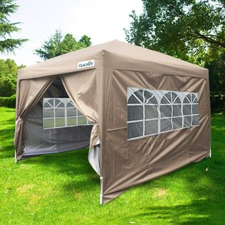 50 10x10 Canopy With Sides You Ll Love In 2020 Visual Hunt