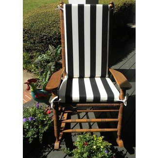 Enjoyable 50 Outdoor Rocking Chair Cushions Youll Love In 2020 Uwap Interior Chair Design Uwaporg