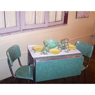 Retro Kitchen Table And Chairs You Ll Love In 2021 Visualhunt