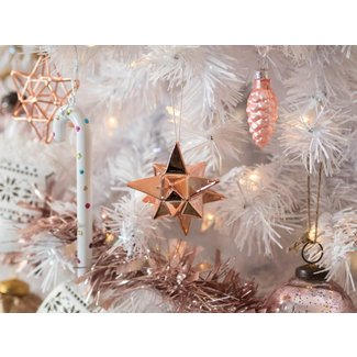 Red And Gold Christmas Decorations Uk from visualhunt.com
