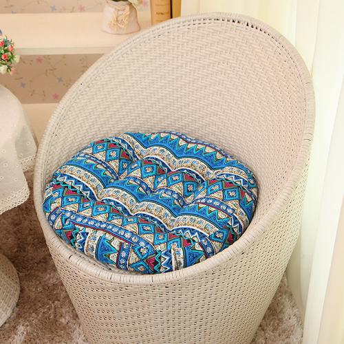 Round Outdoor Chair Cushion You Ll Love, Round Lounge Chair Cushions