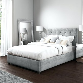 Awe Inspiring 50 King Size Ottoman Bed Youll Love In 2020 Visual Hunt Ibusinesslaw Wood Chair Design Ideas Ibusinesslaworg