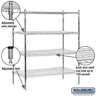 50 12 Inch Wide Shelving Unit You Ll Love In 2020