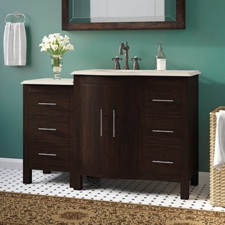 50 Right Offset Bathroom Vanity You Ll Love In 2020