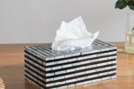 Rectangular Tissue Box Cover