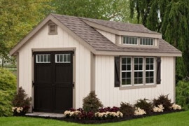 Livable Sheds for Sale