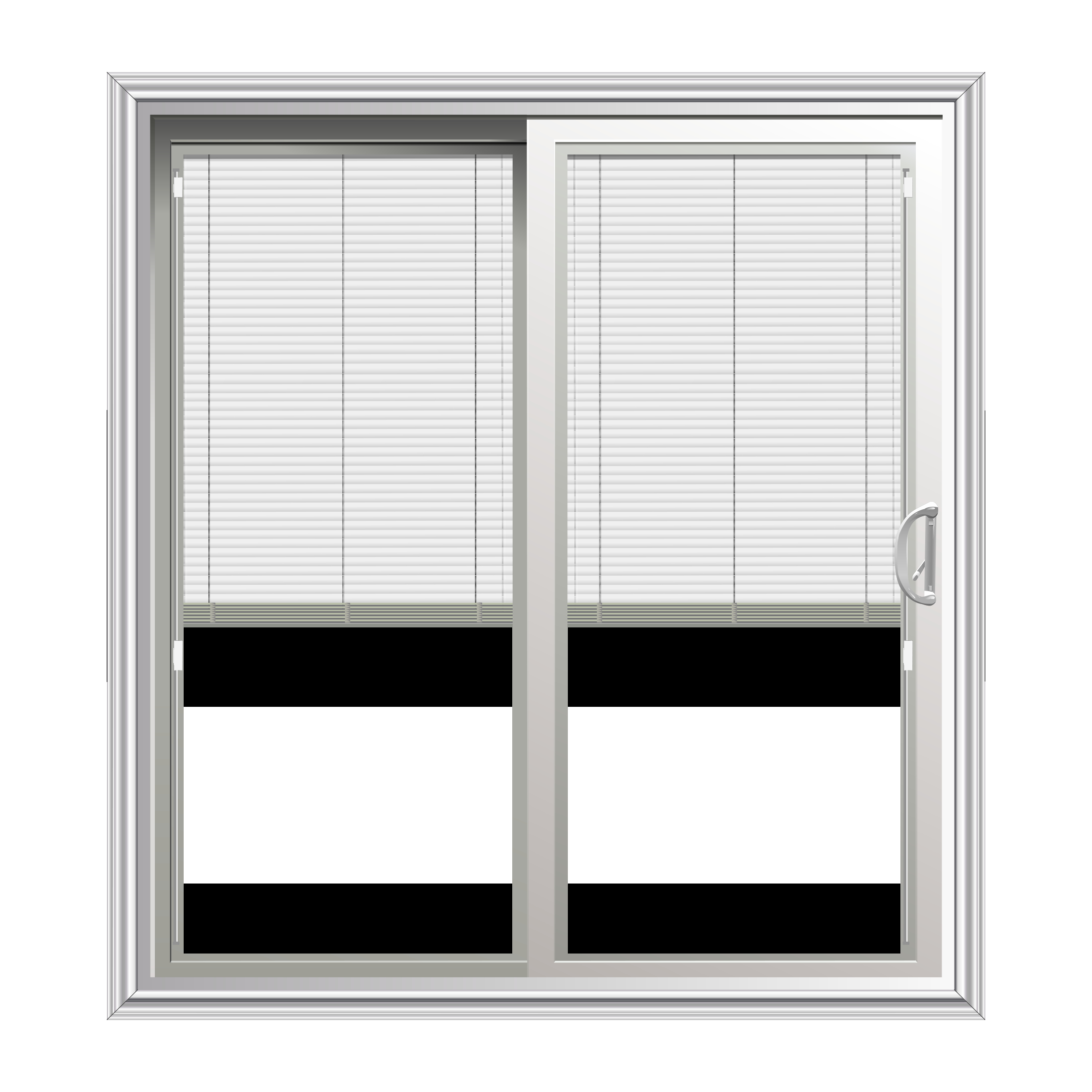 Image of: 50 Sliding Patio Door Blinds You Ll Love In 2020 Visual Hunt
