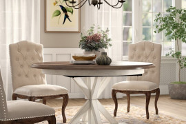 54 Inch Round Dining Tables