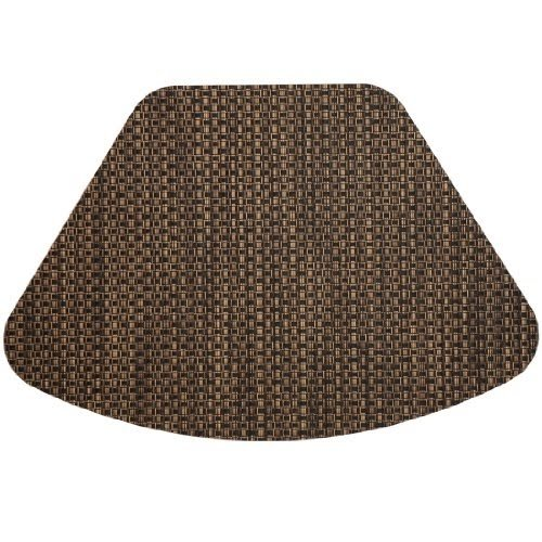 Wedge Shaped Table Mats Visualhunt, Placemats For Round Tables Wedge Pattern