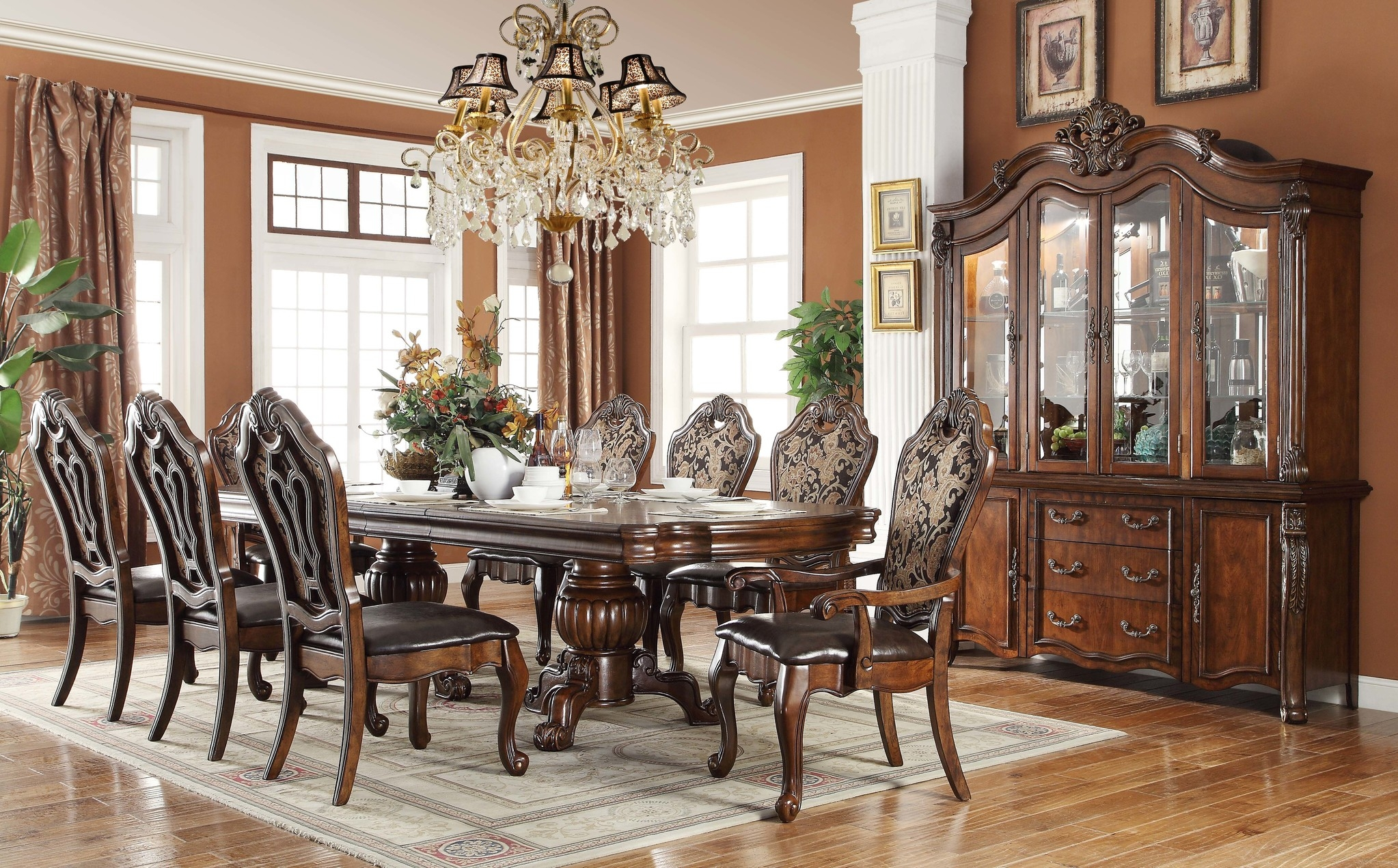 Formal Dining Room Sets You Ll Love In, Modern Formal Dining Room Sets For 8