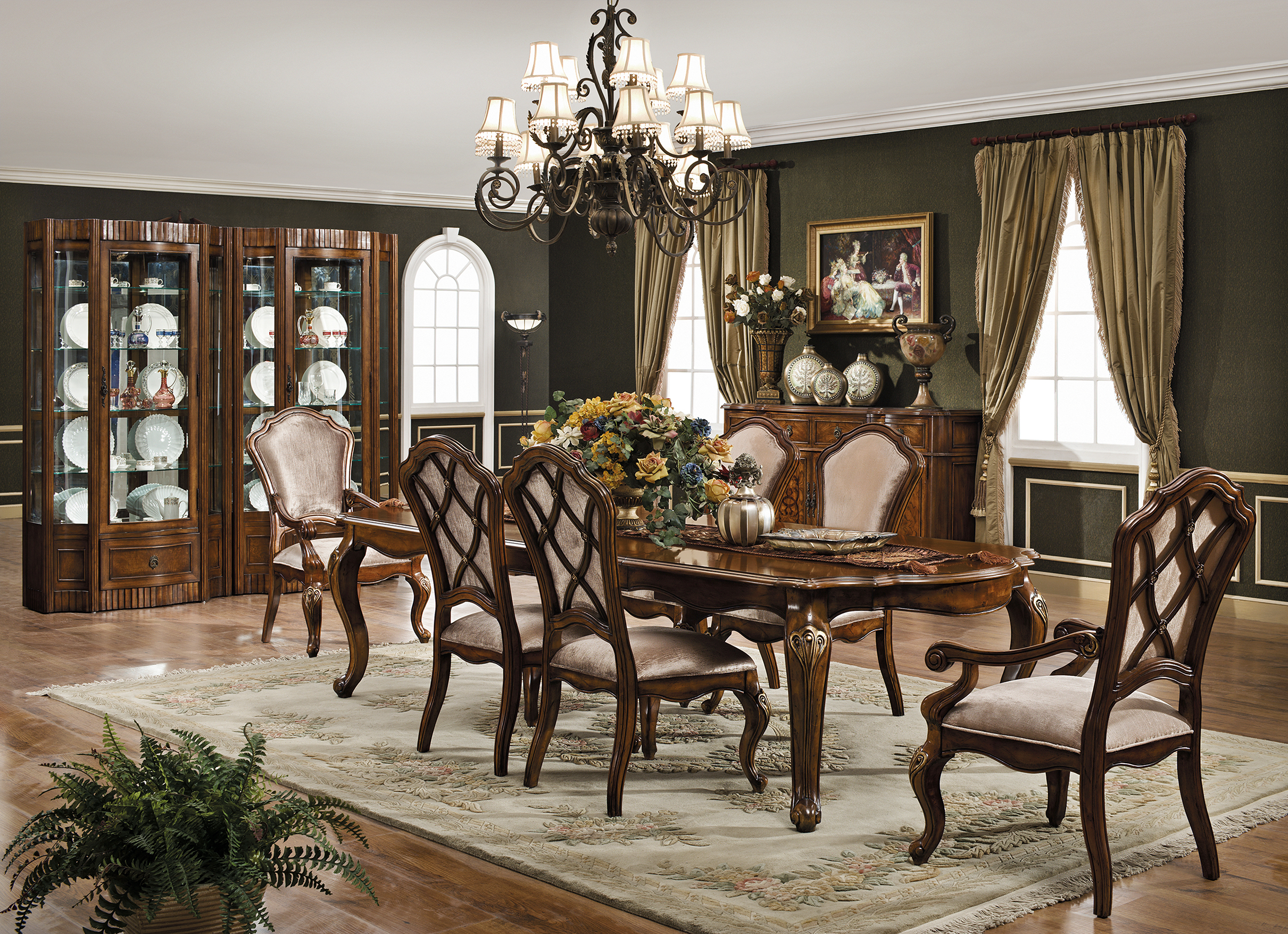 Formal Dining Room Sets You Ll Love In, Modern Formal Dining Room Table