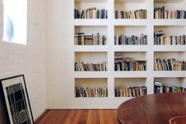 Floor To Ceiling Bookshelves