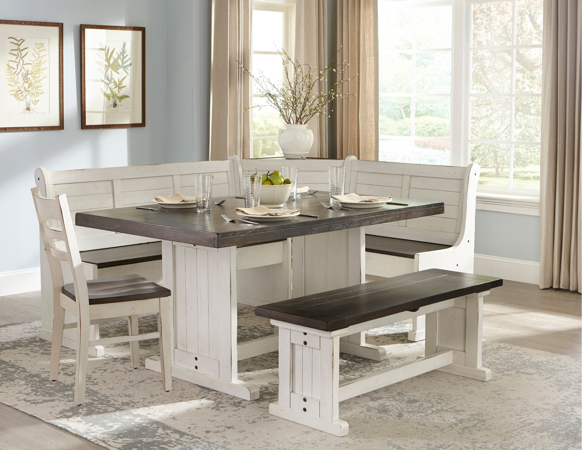 Corner Booth Dining Sets You Ll Love In 2021 Visualhunt