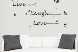 Wall Stickers for Living Rooms