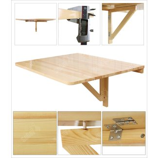 50 Wall Mounted Drop Leaf Table You Ll