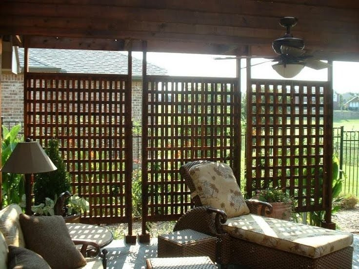 Outdoor Patio Privacy Screen You Ll, Outdoor Privacy Screens For Patios