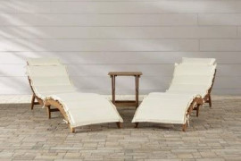 4 Expert Tips To Choose Outdoor Chaise & Lounge Chairs