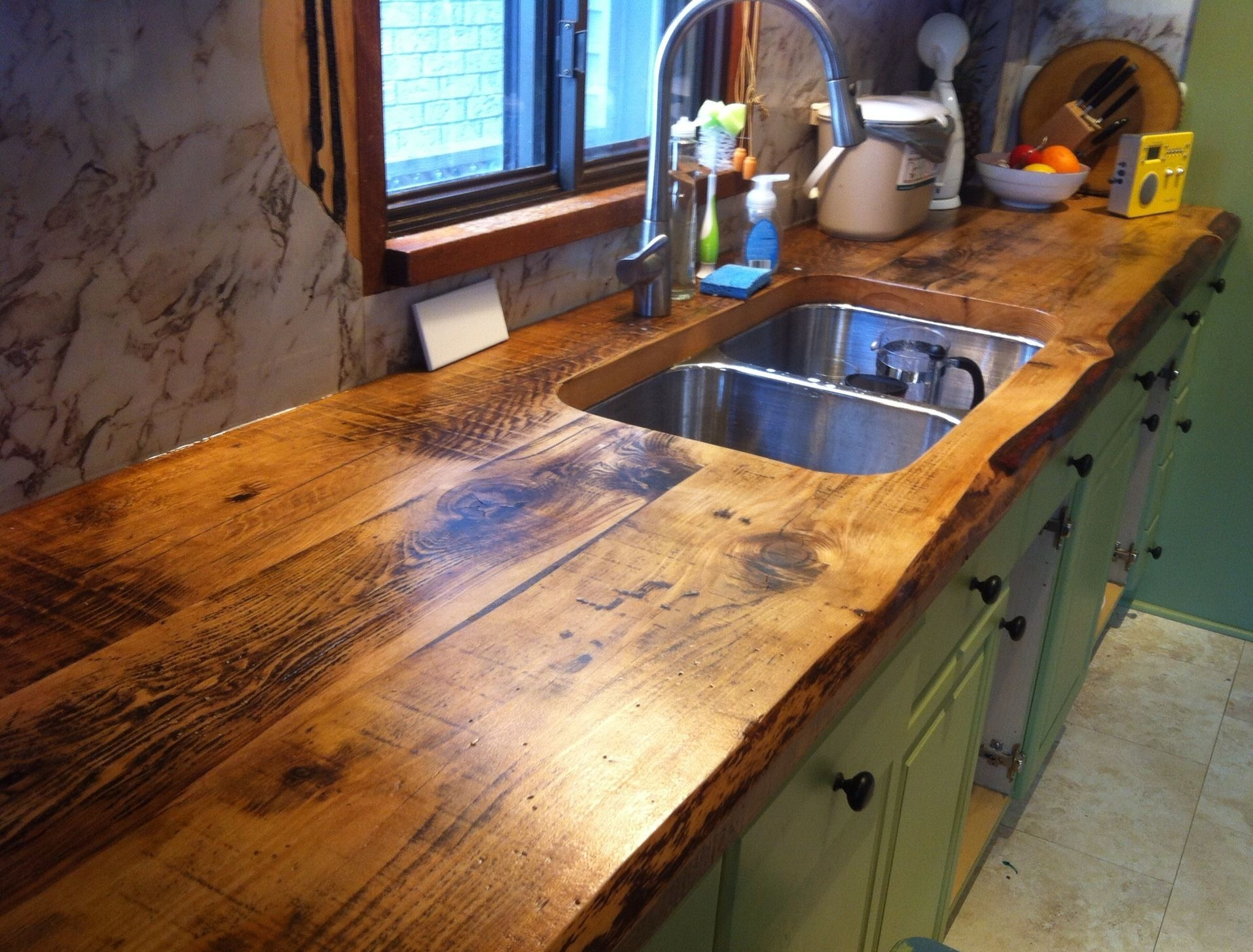 Live Edge Countertop You Ll Love In 2020 Visualhunt