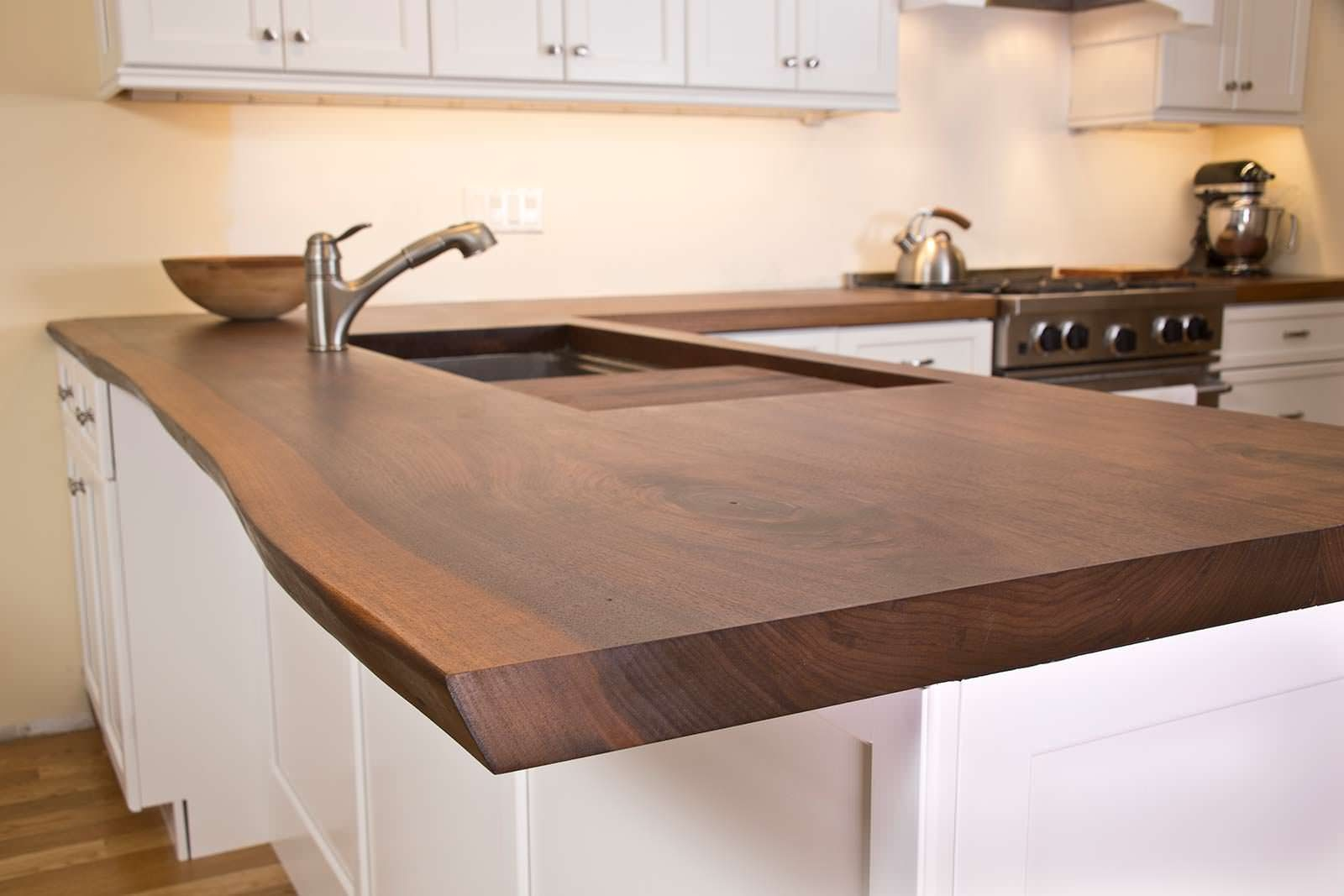 Live Edge Countertop You Ll Love In 2021 Visualhunt