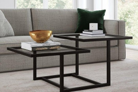 4 Expert Tips to Choose a Coffee Table Set