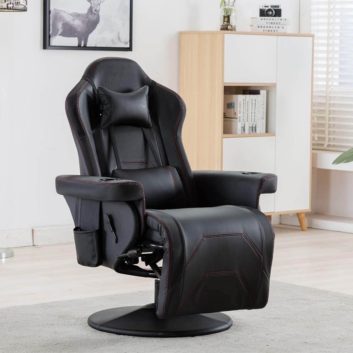 Lumbar Support Executive Chair