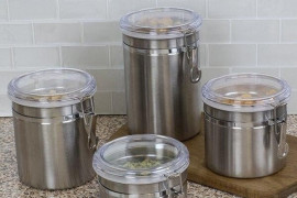 5 Expert Tips to Choose Kitchen Canisters & Jars