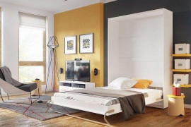8 Things You Should Know When Buying A Murphy Bed With Desk
