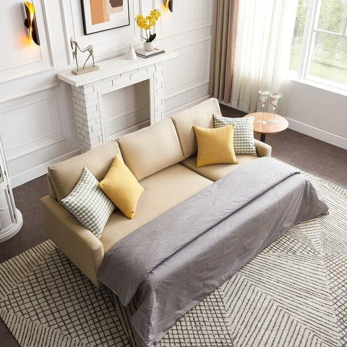 Polyester Sofa Bed