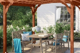 4 Expert Tips To Choose A Pergola