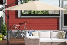 Heavy Duty Patio Umbrella
