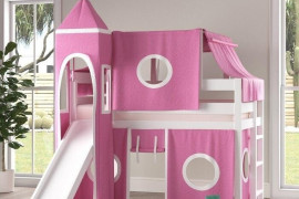 6 Loft Bed Ideas to Upgrade Your Kids Bedroom