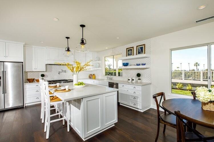 Farmhouse Kitchen Design