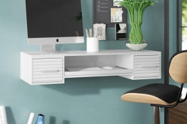 6 Floating Desk Ideas For Small Spaces