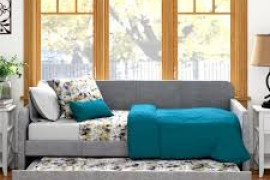 Daybed with Pop Up Trundle