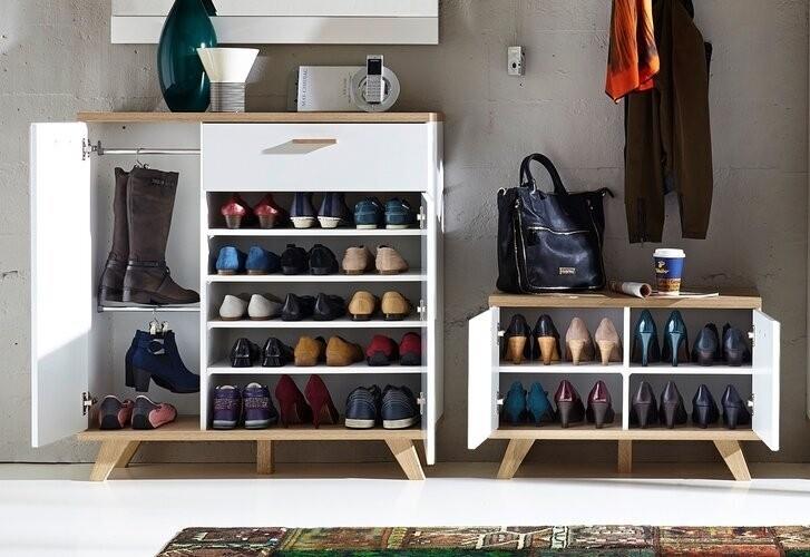 Scandinavian Closet Design